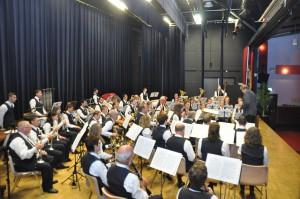 Tutti repetitie harmonieorkest @ Café-Zalencentrum Keulen