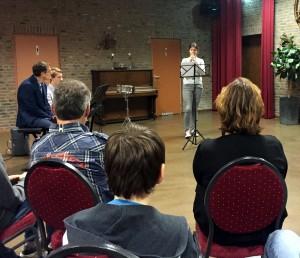 Repetitie harmonieorkest @ Cafe Zalencentrum Keulen