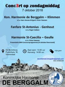 Repetitie harmonieorkest @ Cafe Zalencentrum Keulen