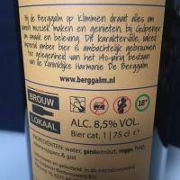 Etiket-BERGGALMER-achterzijde