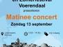 Concert 13 september