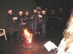 Retersbeek lekker warm